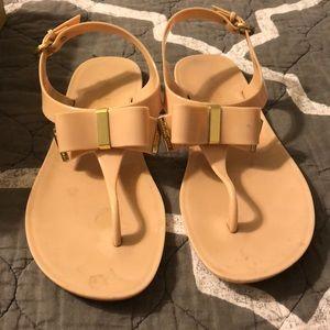 Michael Kors Kayden Jelly Sandals